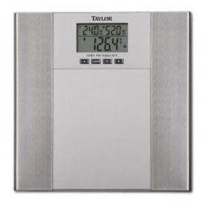 Taylor Biggest Loser Body Fat scale