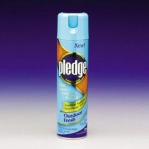 Pledge Dust and Allergens Spray