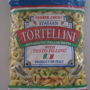 Trader Joe's Italian Tortellini with Pesto Filling