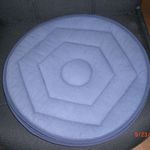 Rose Health Care Soft Fabric Swivel Seat