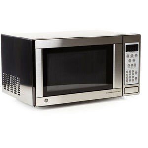 Ge 1100 Watt 1 1 Cubic Feet Microwave Oven Wes1130dmww Reviews