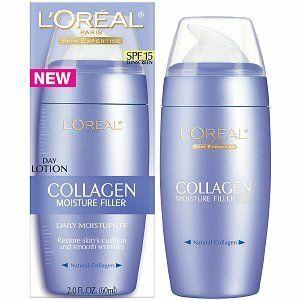 L'Oreal Collagen Moisture Filler Day Lotion SPF 15