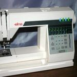 Elna Electric Sewing Machine