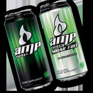 Mountain Dew - Amp Energy Drink