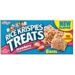 Kellogg's - Strawberry Rice Krispies Treats