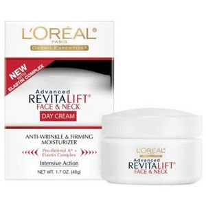 L'Oreal Advanced RevitaLift Face & Neck Day Cream