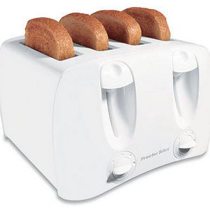Proctor Silex Cool-Touch 4-Slice Toaster