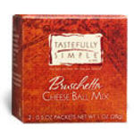 Tastefully Simple Bruschetta Cheese Ball Mix