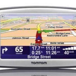 TomTom XL Portable GPS Navigator