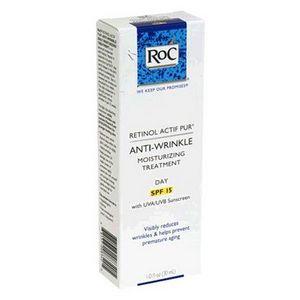 RoC Retinol Actif Pur Anti-Wrinkle Day Moisturizing Treatment SPF 15