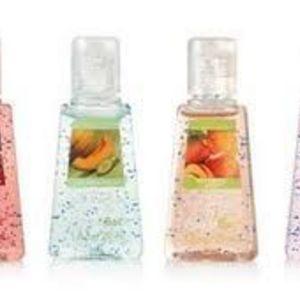 Bath & Body Works Anti-Bacterial PocketBac Sanitizing Hand Gel