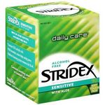 Stridex Daily Care Sensitive Acne Pads