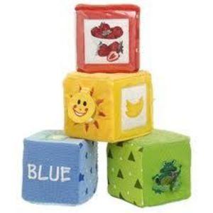 Baby Einstein Fabric Blocks