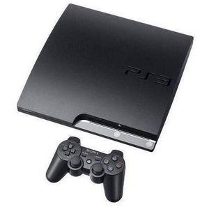 Sony - PlayStation Slim (120 GB) Game Console