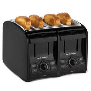 Hamilton Beach PerfectToast 4-Slice Toaster
