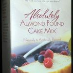 Tastefully Simple Absolutely Almond Pound Cake