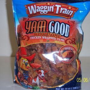 Waggin Train Yam Good