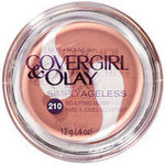 CoverGirl Simply Ageless Sculpting Blush with Olay Regenerist Serum - All Shades
