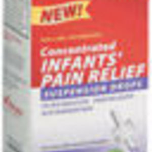 CVS Concentrated Infants' Pain Relief Suspension Drops