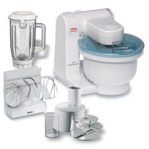 Bosch Compact Mixer with Food Proccesor and Blender