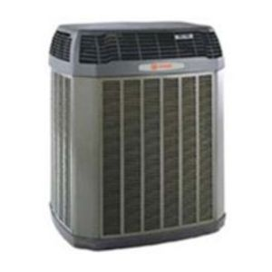 Trane Heat/AC Pump w/ Clean Air Effects