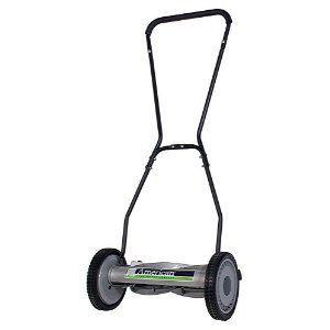 "American Lawn Mower Company 18"" Reel Mower"