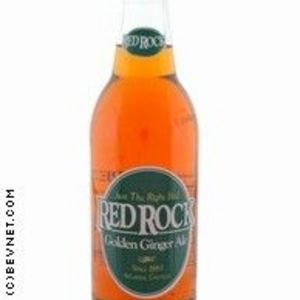 Red Rock Golden Ginger Ale - Ginger Ale