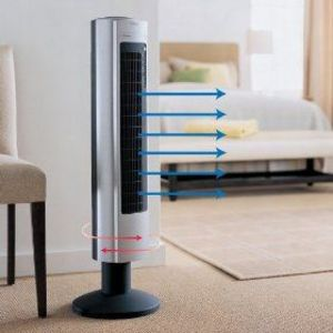 Brookstone Mighty Max Fan Tower