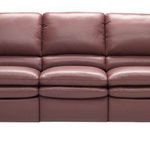 Natuzzi Edition Collection Leather Sofa