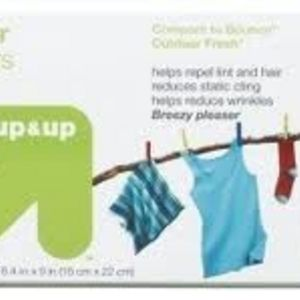 up & up Dryer Sheets