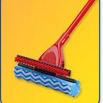 O Cedar Pro-Scrub Sponge Roller Mop