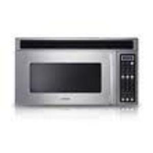 Samsung 1100 Watt 1.8 Cubic Feeet Over-the-Range Microwave Oven