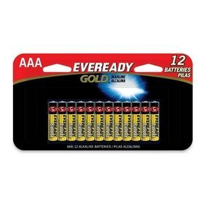 Eveready - Gold AA Size 1.5v Alkaline Batteries