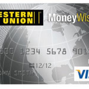 Western Union - MoneyWise Visa Card