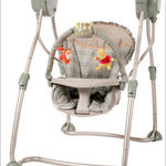 Safety 1st Disney All in One Swing Winnie the Pooh Baby Ambrosia