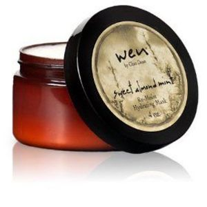 WEN Sweet Almond Mint Re-Moist Hair Mask