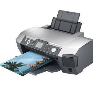 Epson Stylus Photo R340 printer