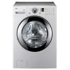 LG XL Capacity Front Load Washer