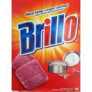 Brillo Steel Wool Soap Pads