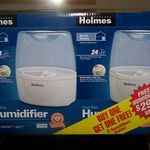 Holmes Products Cool Mist Humidifier Model
