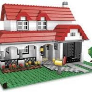 LEGO House 4956