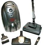 Fuller Brush FBPT-2 Bagged Canister Pet Vacuum