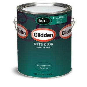Glidden Interior Eggshell Paint