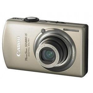 Canon - SD880 IS Digital Camera