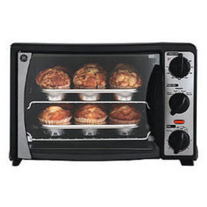 GE 6 Slice Convection Toaster Oven with Rotisserie Reviews