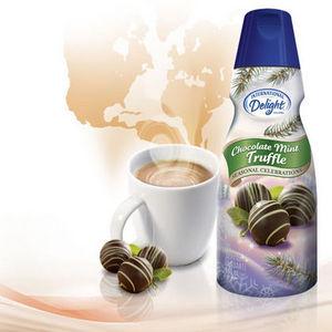 International Delight Chocolate Mint Truffle Creamer