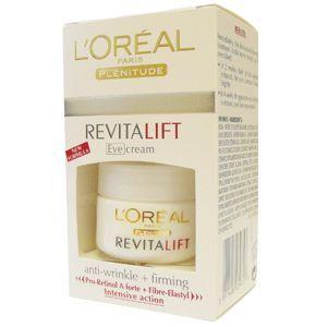 L'Oreal Revitalift Plenitude Eye Cream