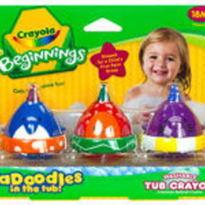 Crayola Tadoodles Tub Crayons