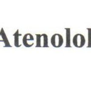 Atenolol Oral Blood Pressure Medicine