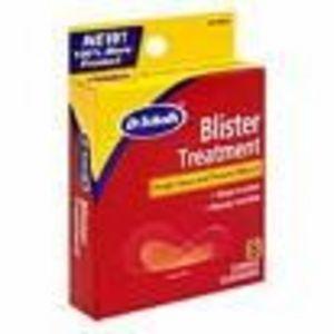Dr. Scholl's Blister Treatment